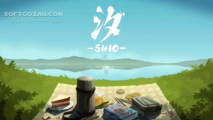 Shio تصاویر نرم افزار  - سافت گذر