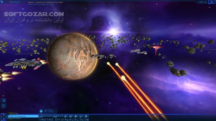 Sid Meiers Starships تصاویر نرم افزار  - سافت گذر