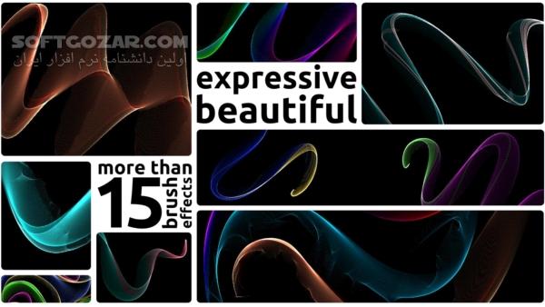 Silk Paints Drawing 4 6 3 Unlocked for Android 3 0 تصاویر نرم افزار  - سافت گذر
