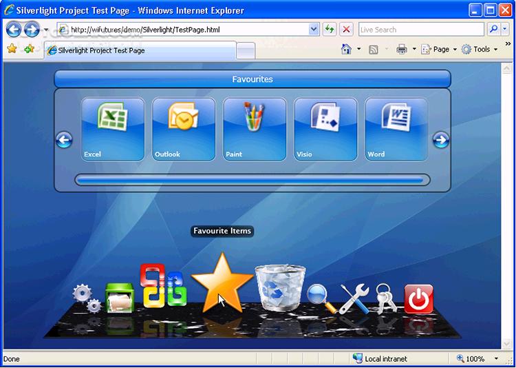 Microsoft Silverlight 5 1 50918 0 تصاویر نرم افزار  - سافت گذر