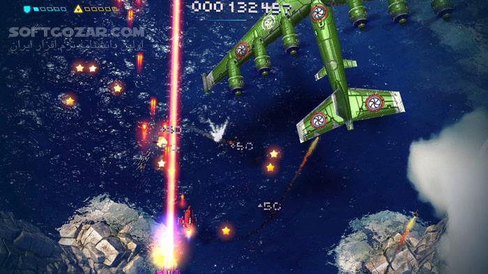 Sky Force Anniversary تصاویر نرم افزار  - سافت گذر