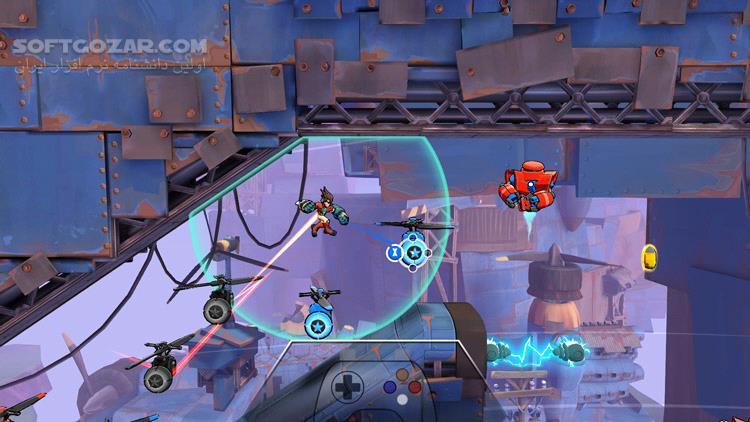 Skybolt Zack Update تصاویر نرم افزار  - سافت گذر