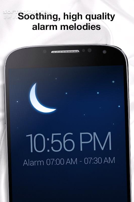 Sleep Cycle alarm clock 2 1 2118 for Android 4 0 تصاویر نرم افزار  - سافت گذر