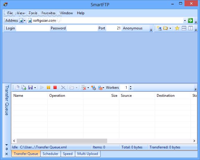 SmartFTP Enterprise 9 0 2669 0 Ultimate 4 0 1233 تصاویر نرم افزار  - سافت گذر