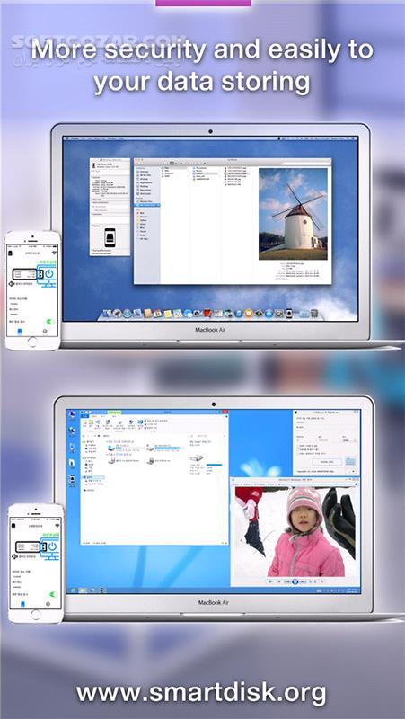 Smart Disk Pro 1 9 for Android 2 3 تصاویر نرم افزار  - سافت گذر