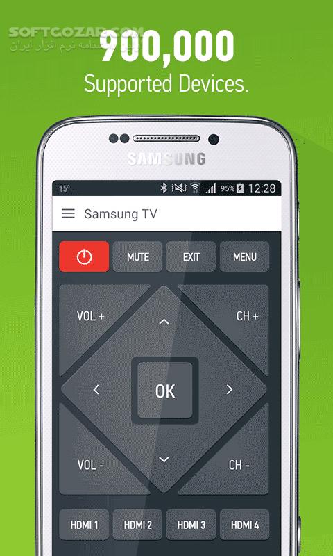 AnyMote Smart Remote 4 6 3 for Android 4 0 تصاویر نرم افزار  - سافت گذر