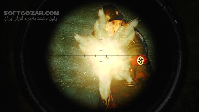 Sniper Elite Nazi Zombie Army 2 تصاویر نرم افزار  - سافت گذر
