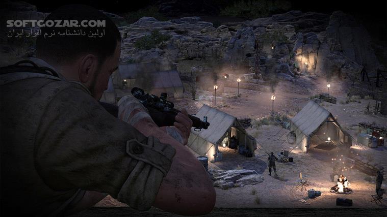 Sniper Elite III Update v1 13 v1 14 incl DLC تصاویر نرم افزار  - سافت گذر