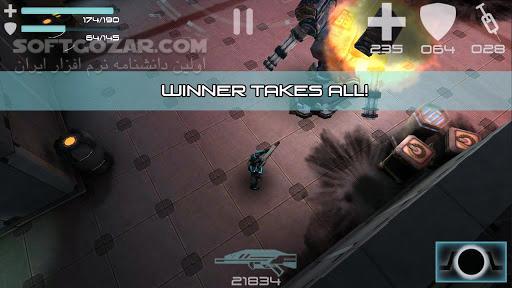 Sol Runner 1 0 for Android تصاویر نرم افزار  - سافت گذر