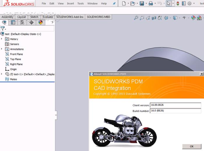 SolidWorks 2016 SP5 x64 تصاویر نرم افزار  - سافت گذر
