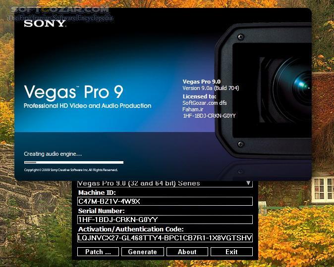 MAGIX VEGAS Pro 17 0 0 353 Suite 16 0 0 248 Portable تصاویر نرم افزار  - سافت گذر