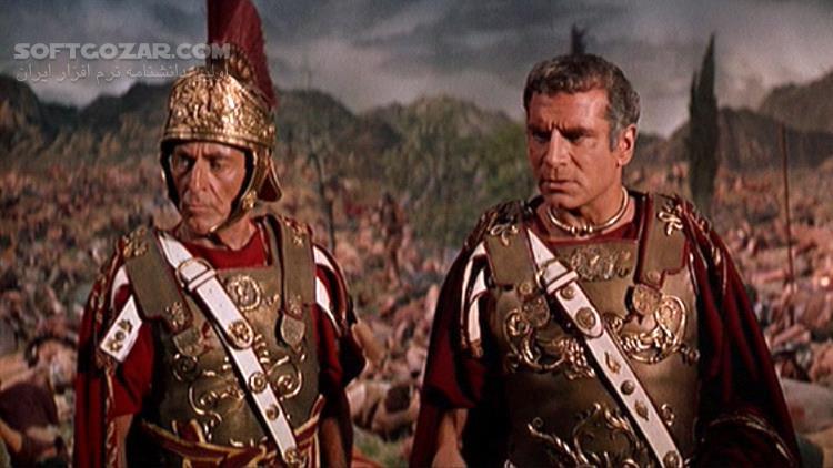 Spartacus تصاویر نرم افزار  - سافت گذر