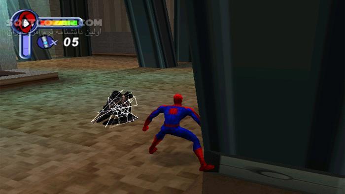 Spider Man تصاویر نرم افزار  - سافت گذر