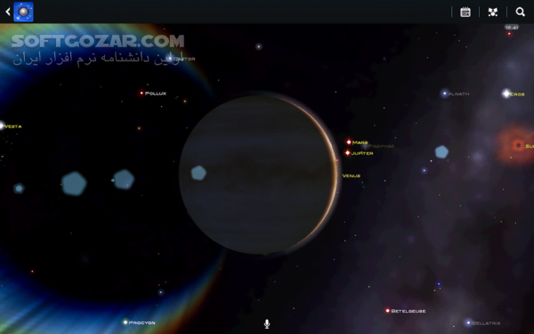 Star Chart Infinite 3 0 10 for Android 2 3 تصاویر نرم افزار  - سافت گذر