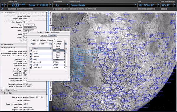 Starry Night Pro Plus 8 0 2 v6 تصاویر نرم افزار  - سافت گذر