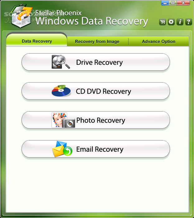 Stellar Phoenix Windows Data Recovery Professional 8 0 0 0 Technicia Portable تصاویر نرم افزار  - سافت گذر