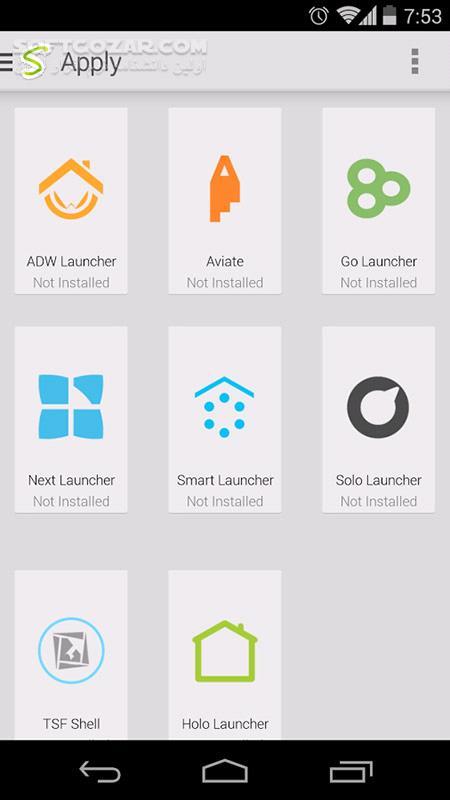 Sticko 3 8 for Android 4 0 تصاویر نرم افزار  - سافت گذر