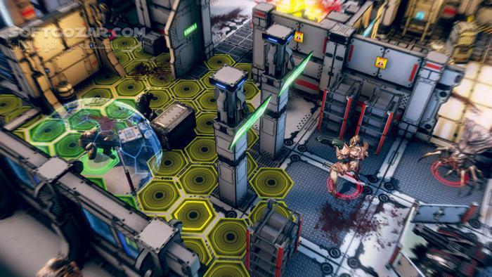 Strike Team Hydra تصاویر نرم افزار  - سافت گذر