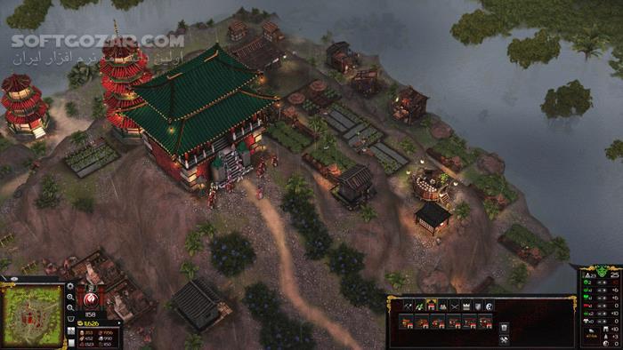 Stronghold Warlords The Mongol Empire تصاویر نرم افزار  - سافت گذر