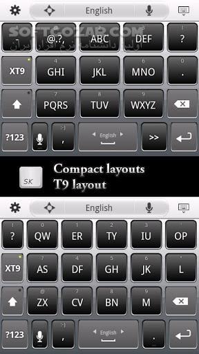 Super Keyboard Pro 1 7 1 for Android تصاویر نرم افزار  - سافت گذر