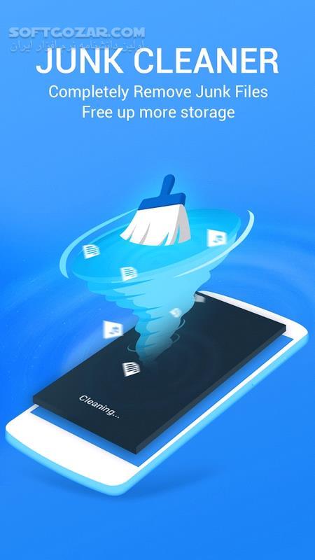 Super Speed Cleaner 1 3 5 for Android 4 0 3 تصاویر نرم افزار  - سافت گذر