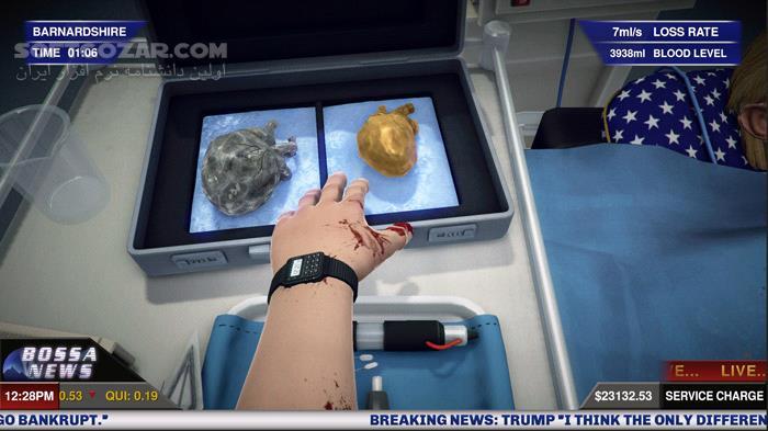 Surgeon Simulator Anniversary Edition Content تصاویر نرم افزار  - سافت گذر