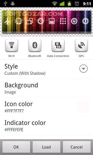 SwitchPro Widget 2 2 9 for Android تصاویر نرم افزار  - سافت گذر
