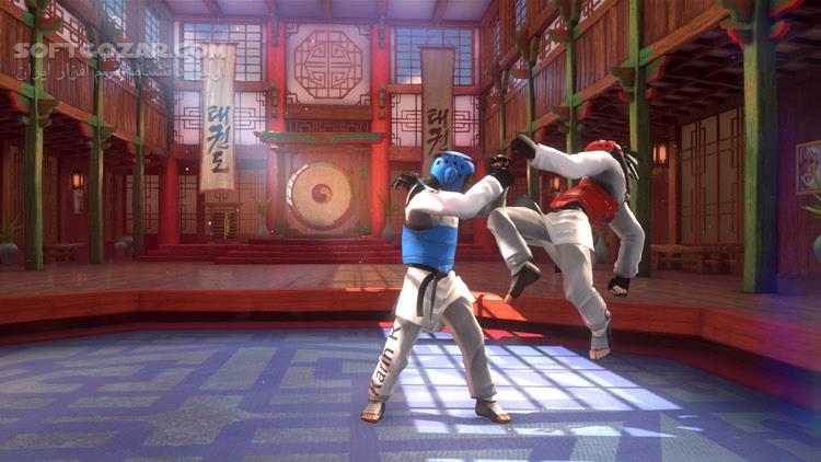 Taekwondo Grand Prix تصاویر نرم افزار  - سافت گذر