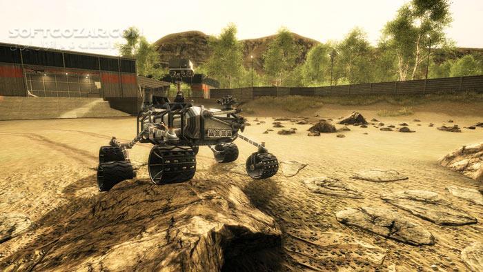 Take On Mars تصاویر نرم افزار  - سافت گذر