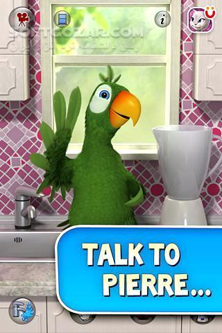 Talking Friends for Android تصاویر نرم افزار  - سافت گذر