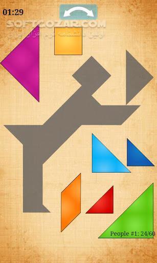 Tangram HD 3 6 5 for Android تصاویر نرم افزار  - سافت گذر
