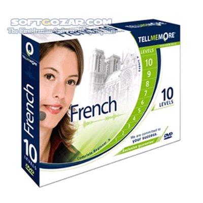 Tell Me More French 10 10 Levels تصاویر نرم افزار  - سافت گذر