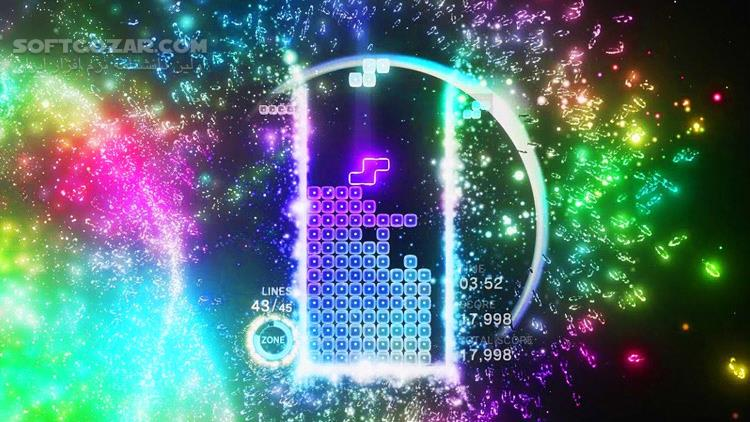 Tetris Effect تصاویر نرم افزار  - سافت گذر