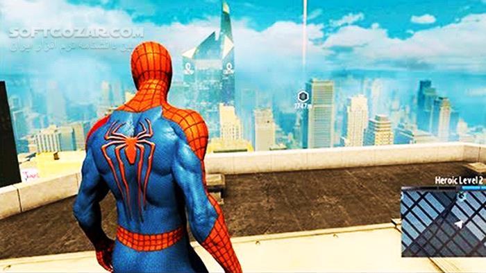 The Amazing Spider Man 2 تصاویر نرم افزار  - سافت گذر