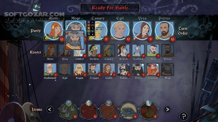The Banner Saga 3 Legendary Edition تصاویر نرم افزار  - سافت گذر