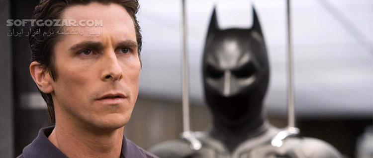 The Dark Knight تصاویر نرم افزار  - سافت گذر