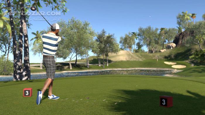 The Golf Club 2 Update v1 02 تصاویر نرم افزار  - سافت گذر