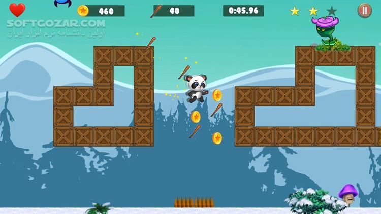 The Incredible Adventures of Super Panda Update تصاویر نرم افزار  - سافت گذر