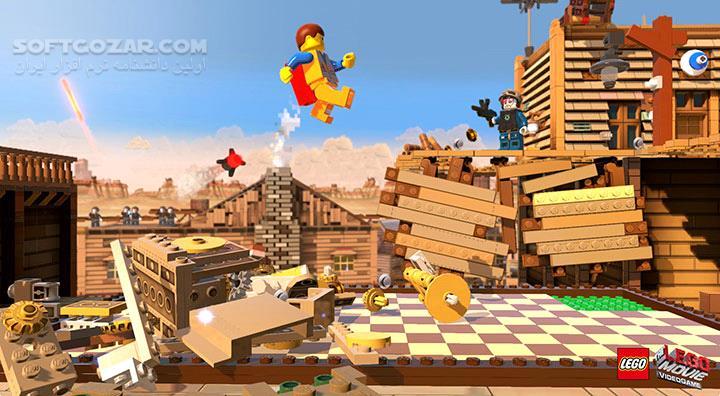 The LEGO Movie Videogame تصاویر نرم افزار  - سافت گذر