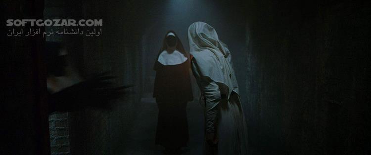 The Nun 2018 تصاویر نرم افزار  - سافت گذر