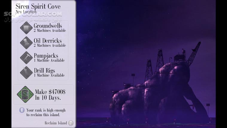The Oil Blue Steam Legacy Edition v1 0 4 1 تصاویر نرم افزار  - سافت گذر