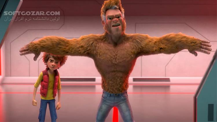 The Son of Bigfoot تصاویر نرم افزار  - سافت گذر
