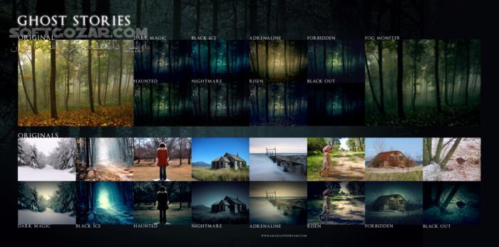 The Ultimate Lightroom Preset Collection تصاویر نرم افزار  - سافت گذر