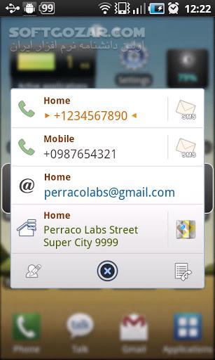 Tiny Call Confirm Plus 4 3 0 for Android 2 2 تصاویر نرم افزار  - سافت گذر