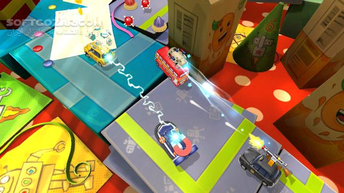 Toybox Turbos تصاویر نرم افزار  - سافت گذر