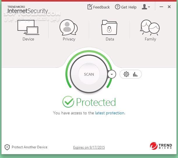 Trend Micro Maximum Security 2019 v15 0 1172 Internet Security تصاویر نرم افزار  - سافت گذر