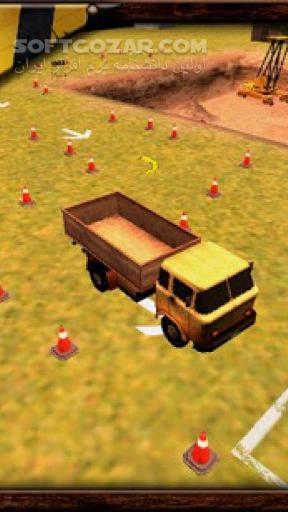 Truck Parking 3D 1 6 for Android 1 5 تصاویر نرم افزار  - سافت گذر