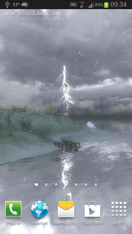 True Weather 6 05 for Android تصاویر نرم افزار  - سافت گذر