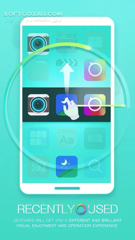 Turbo Launcher EX 0 0 60 2017 for Android 2 2 تصاویر نرم افزار  - سافت گذر