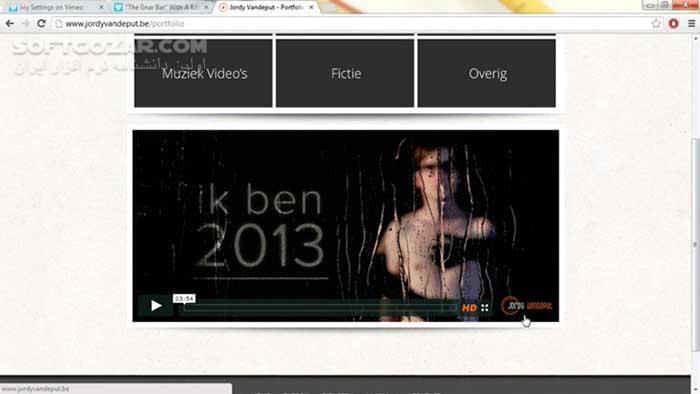 Tutsplus Vimeo for Pro Users تصاویر نرم افزار  - سافت گذر